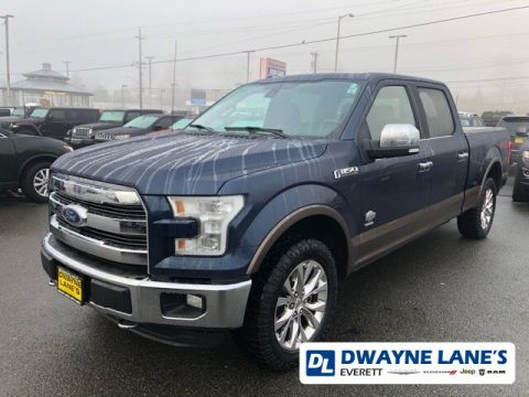 2015 Ford F-150 King Ranch 4WD